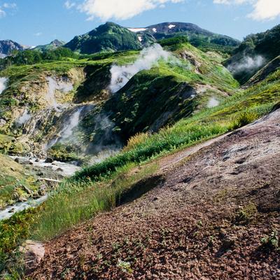 Турпоток в Долину Гейзеров на Камчатке вырос на 60%