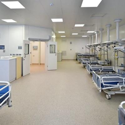 Число пациентов с коронавирусом, которые попадают в реанимацию в больнице в Коммунарке, растет