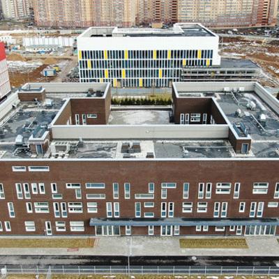 Половина коечного фонда для лечения заболевших коронавирусом в Москве свободна