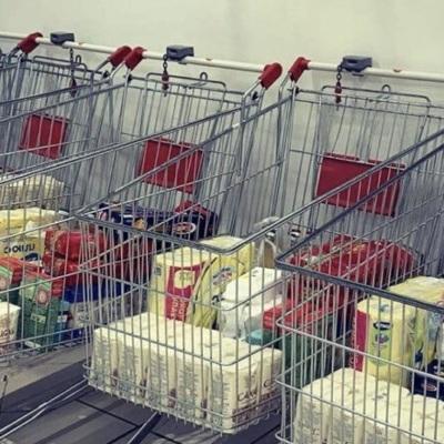 Названы самые ходовые продуктовые товары в России