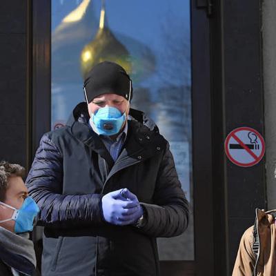 Распространение коронавируса замедлилось за последнюю неделю в ряде стран Европы
