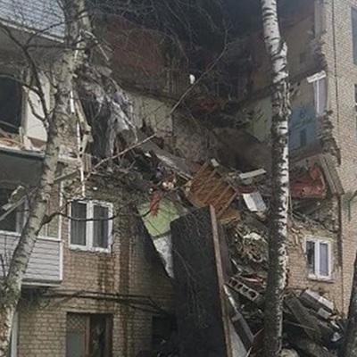 Спасательные работы на месте взрыва газа в Орехово-Зуеве завершились