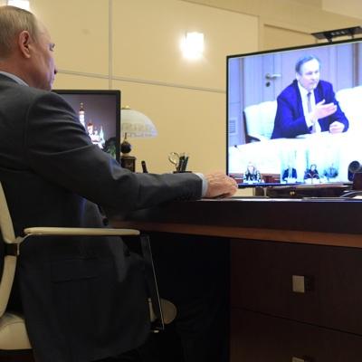 Путин: внимание к проблеме безработицы должно быть максимальным