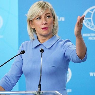 Захарова назвала грубой фальшивкой данные о «сговоре» России с талибами