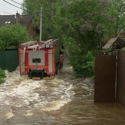 Три села отрезаны от транспортного сообщения в Приморье