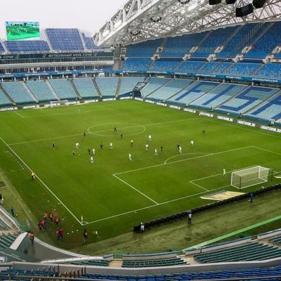 «Спартак» обыграл «Ахмат» со счетом 2:0 в матче второго тура Тинькофф РПЛ