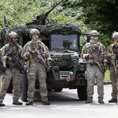 Министр обороны Германии объявила о роспуске второй роты KSK бундесвера