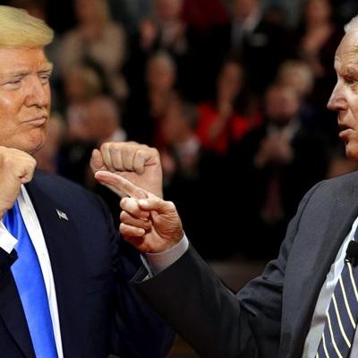 Трамп и Байден провели первые дебаты в преддверии выборов