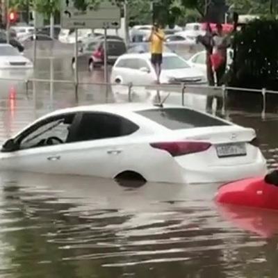 Подъем уровня воды в Амуре и на других реках привел к подтоплениям в 33 населенных пунктах Хабаровского края