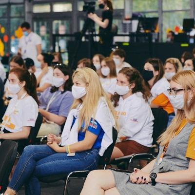 В Подмосковье начала работу 3-я смена всероссийского форума молодежи «Территория смыслов»