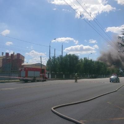 В Волгограде произошел взрыв на газовой АЗС