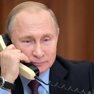В понедельник планируется разговор Путина с президентом Мексики