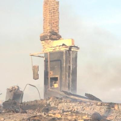Природному пожару под Оренбургом присвоен максимальный ранг сложности