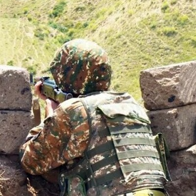 Минобороны Азербайджана заявило об обстреле города Тертер на линии cоприкосновения в Карабахе