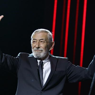 Вахтанг Кикабидзе стал первым номером в списке партии Михаила Саакашвили