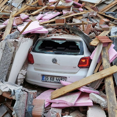 Число погибших при землетрясении в Турции возросло до 35