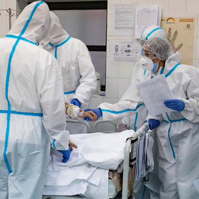В России за сутки зафиксировано 11 385 случаев заражения covid-19