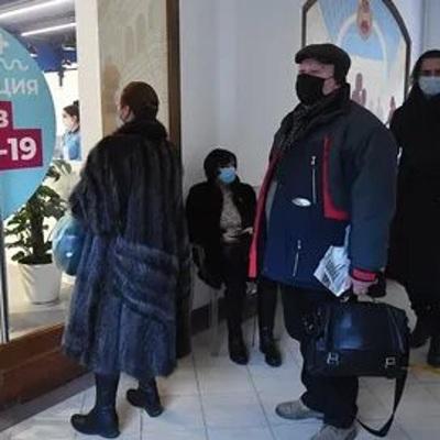 В Москве развёрнуты мобильные пункты вакцинации от covid-19