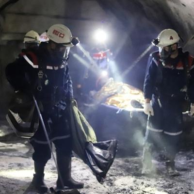 Горноспасатели нашли тела погибших в ноябре шахтеров