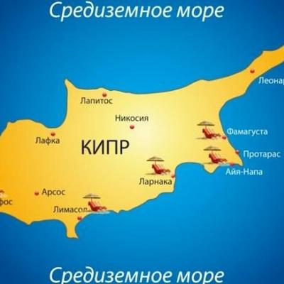 Туристам на Кипре для выхода из отелей придется отправлять СМС
