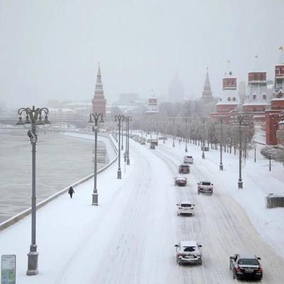 Прошедший февраль стал самым снежным в столице за последние семь лет