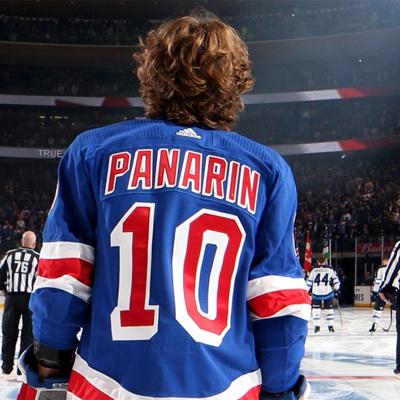 Агент Артемия Панарина отверг обвинения в адрес хоккеиста