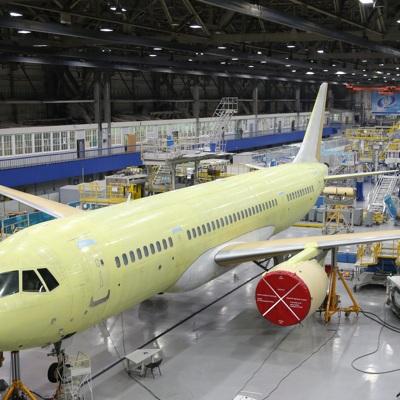 Серийное производство самолётов МС-21 может начаться в 2022 году