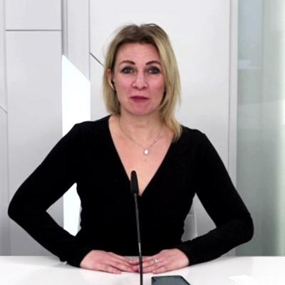 Захарова заявила, что ЕС теряет суверенитет, действуя по указаниям из Вашингтона