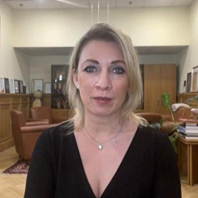 Захарова отвтила заявление США об отказе насаждать демократию за рубежом силой