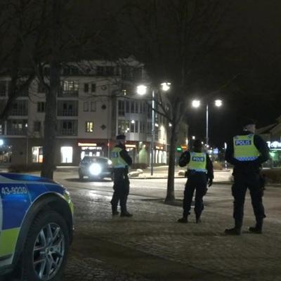 Подозреваемый в совершении нападения в Швеции является выходцем из Афганистана