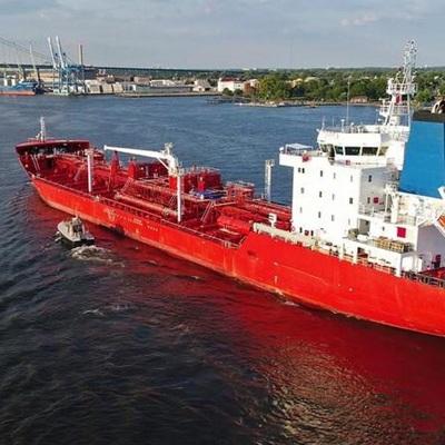 Российские военные моряки спасли панамский сухогруз от пиратов в Гвинейском заливе