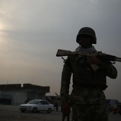 Байден принял решение вывести войска из Афганистана