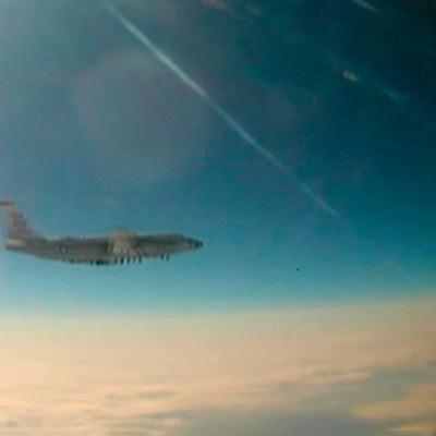 МиГ-31 поднимался на перехват бомбардировщика США над Японским морем