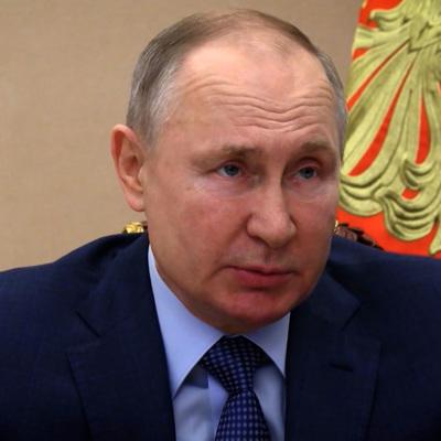 Путин сам пишет послание Федеральному собранию