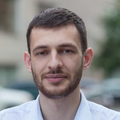 Илья Быконя