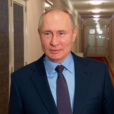 Владимир Путин рассказал о своей вакцинации