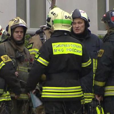 В СК назвали приоритетную версию пожара в московской гостинице