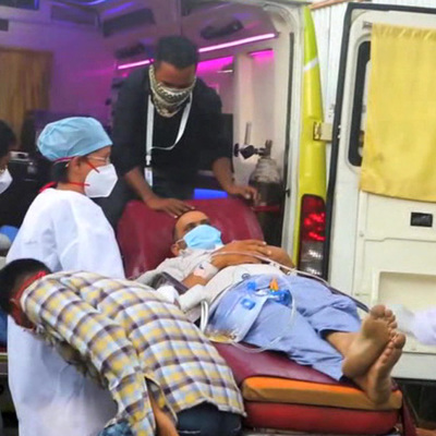 Индия установила новый антирекорд по числу умерших от COVID-19 за сутки: 4 205