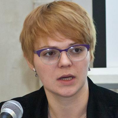 Вероника Костенко