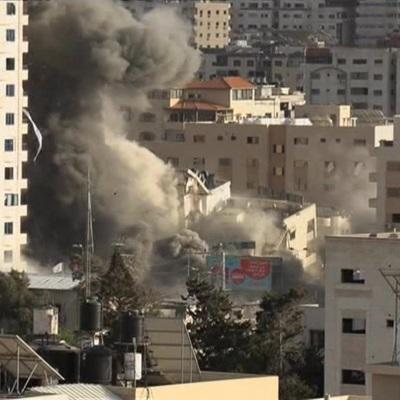 Израиль разрушил в Газе лабораторию тестов на COVID-19
