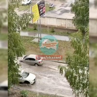Масштабные потопы прогнозируются в Новороссийске, Керчи, Феодосии и Анапе