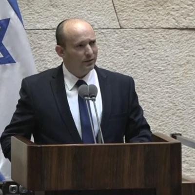Путин поздравил Нафтали Беннета со вступлением в должность премьер-министра Израиля