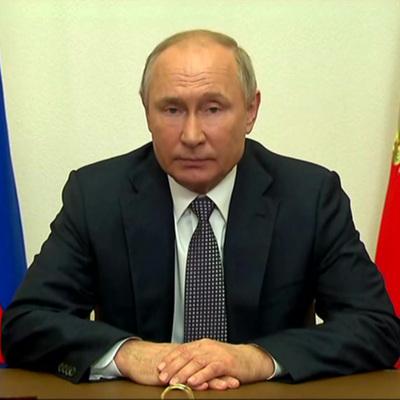 Путин: Россия никогда не диктует свою волю другим государствам
