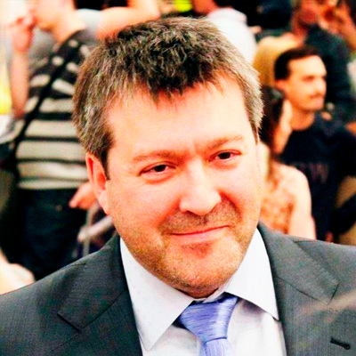 Олег Штром