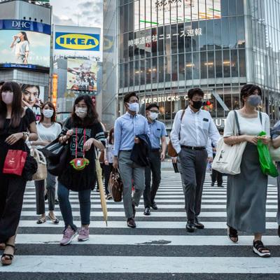 В Токио вновь зафиксирован максимум заражений covid-19