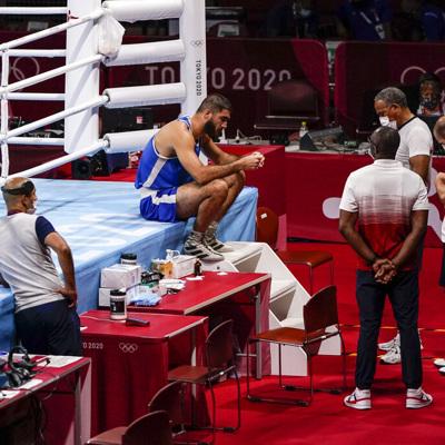 У сборной России – 38-я награда на Олимпийских играх в Токио