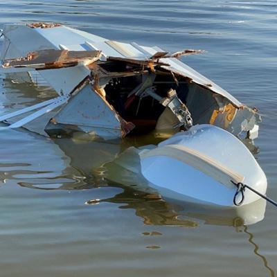 Гидросамолет упал в болото в Ханты-Мансийском автономном округе