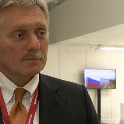Песков: Россия не собирается использовать газовую тематику для наказания Украины