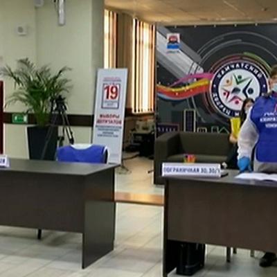 В Москве, МО и в других регионах Центральной России открываются участки для голосования