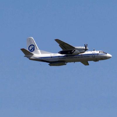 Поисками экипажа Ан-26 околоХабаровсказанимается группа из 140 человек